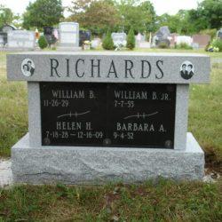 cremation stone