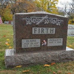 firth tombstone