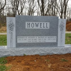 howell tombstone
