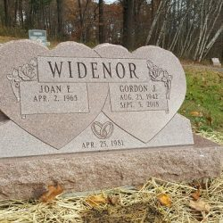 widenor tombstone